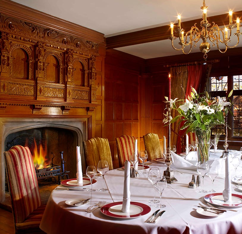 The Greenway Party Venue Hire Cheltenham Private Dining
