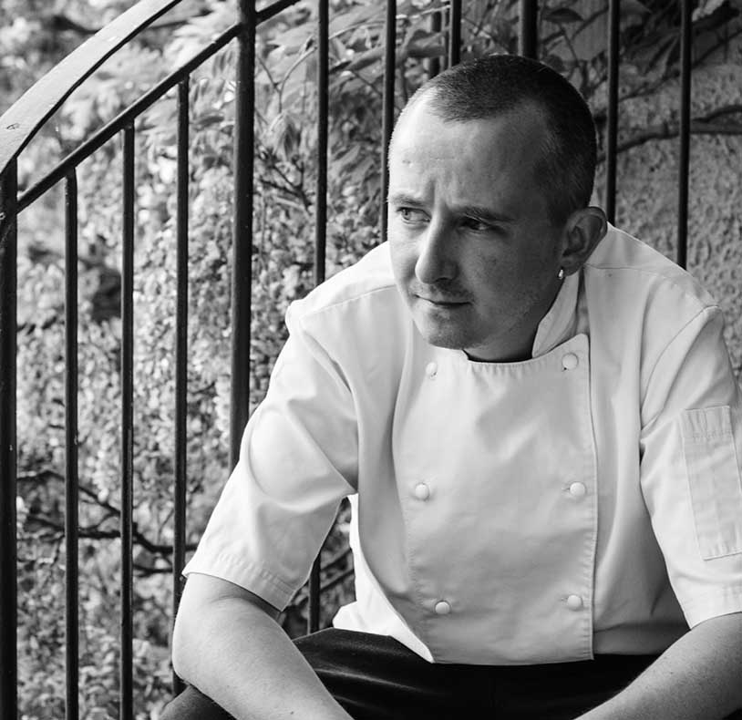 Marcus McGuinness Head Chef at The Greenway Hotel & Spa
