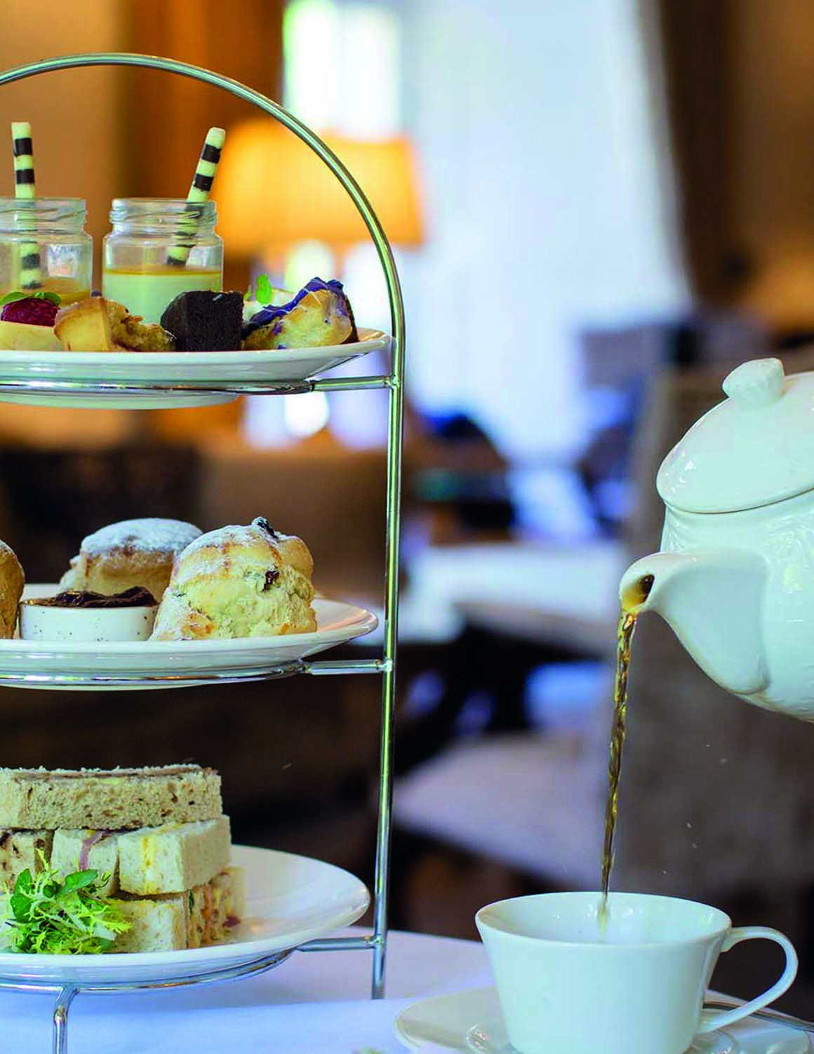 The Greenway Afternoon Tea