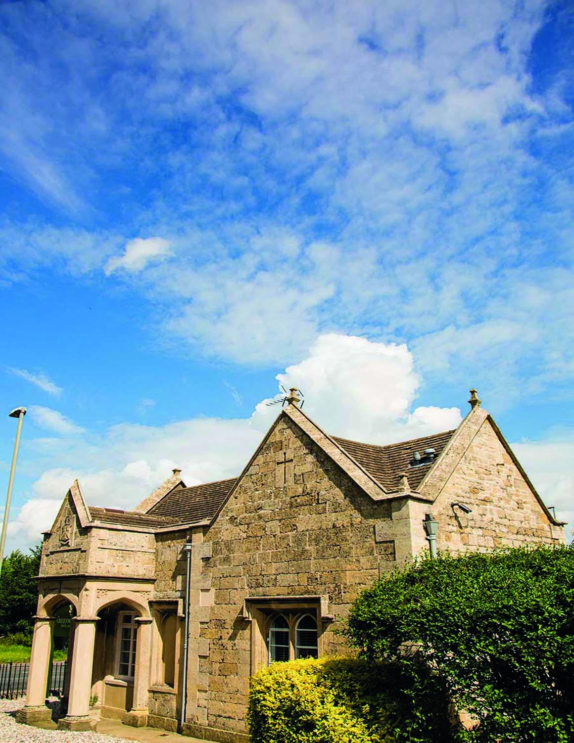 The Greenway Lodge