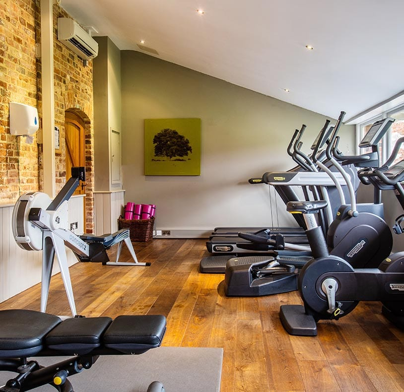 Spa Cheltenham Fitness suite