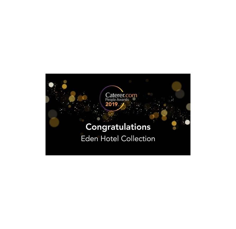 Caterer.com spa awards