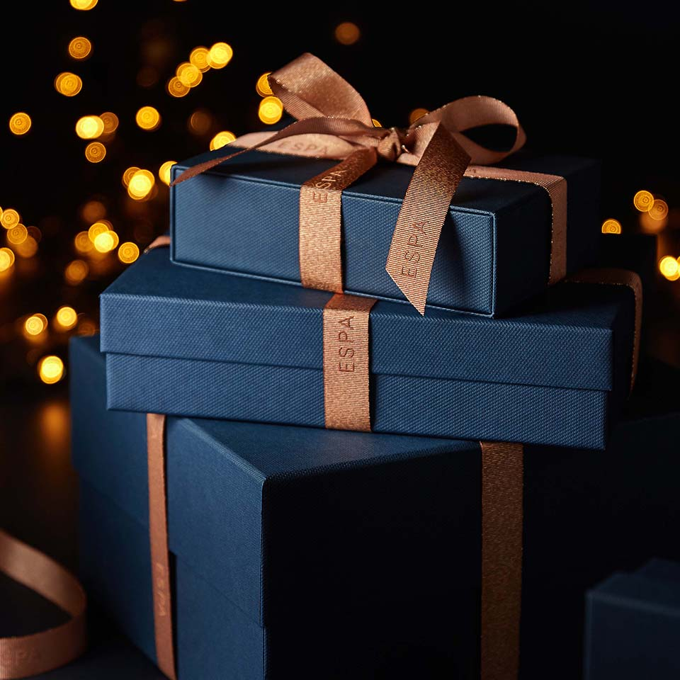 ESPA Christmas presents