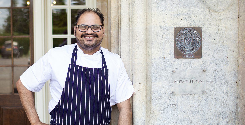Cheltenham Restaurant | Meet the Chef, Abi at The Greenway Hotel